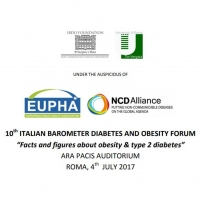 10th Italian Barometer Diabetes And Obesity Forum