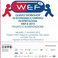 Quinto workshop di economia e farmaci in Epatologia